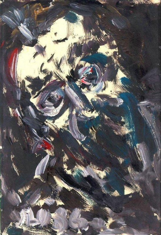 Юрий Лушниченко — Психографика - 1986 год