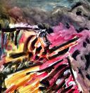 Abstract artist Yuri Lushnichenko - 2000