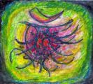 Abstract artist Yuri Lushnichenko - Nirvana