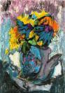 Abstract artist Yuri Lushnichenko - Rendezvous